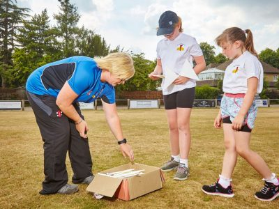CRICKET LEVEL ONE COURSE