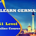 German Language A1 Course